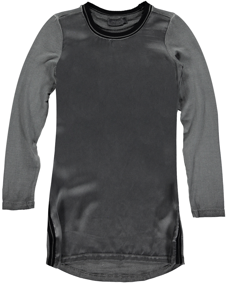 Geisha Shirt Grijs meisjes 15165