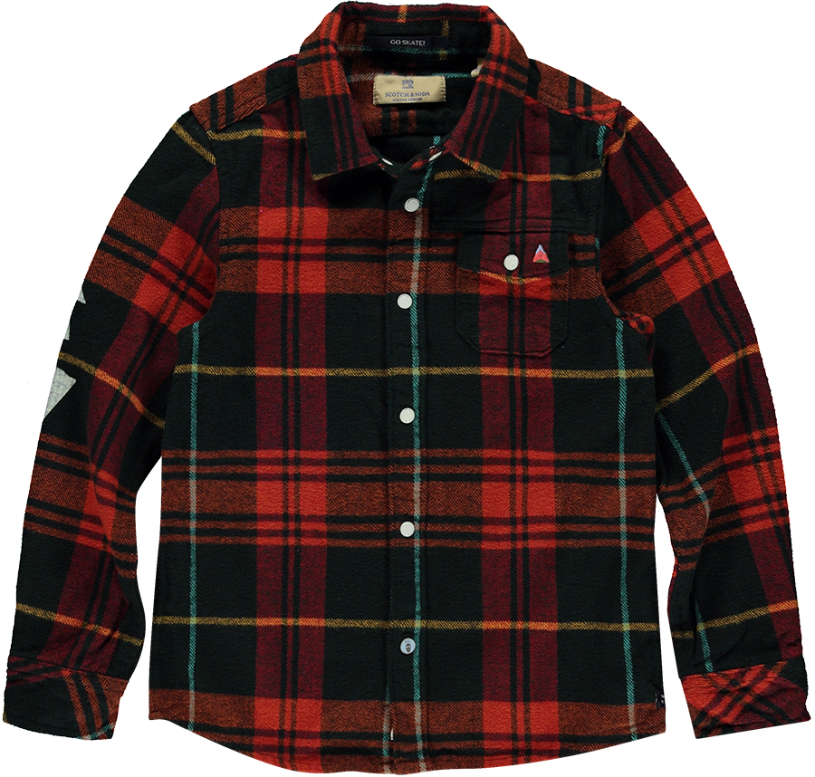 SS3483 Overhemd