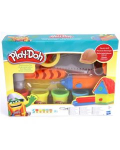 HASBRO Play-Doh Carpenter Role Play