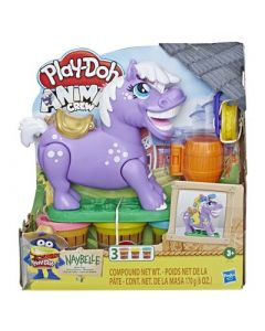 HASBRO Playdoh Animal Crew Naybelle Show Pony
