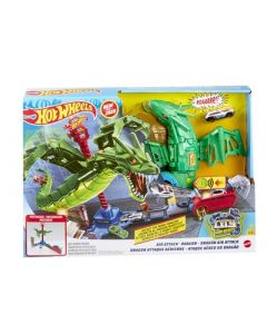 MATTEL Hot Wheels City Air Attack Dragon