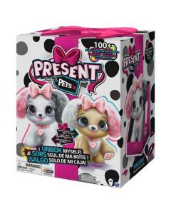 SPINMASTER Present Pets Fancy Pups
