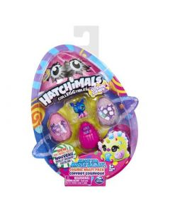 SPINMASTER Hatchimals Colleggtibles S8 4 Pack Cosmic Candy 4 Pack