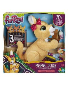 HASBRO Fur Real Mama Josie The Kangaroo