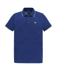 MEN9181 PME Legend  Short sleeve polo stretch pique