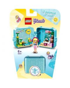 LEGO Friends 41411 Stephanie's Zomerspeelkubus