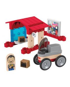 MATTEL Fisher Price Wonder Makers Garage