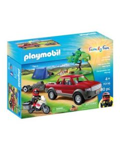 PLAYMOBIL Playmobil 70116 Pick-Up Truck Adventure