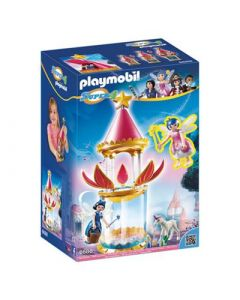 PLAYMOBIL Playmobil 6688 Super 4 Musical Flower Tower Twinkle And Donella