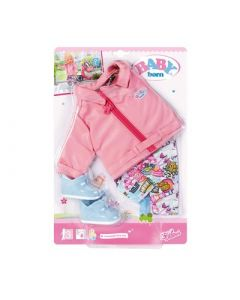 ZAPF Baby Born City Deluxe Scooter Outfit 43 Cm