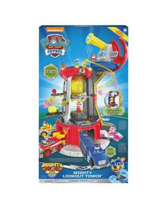 SPINMASTER Paw Patrol Mighty Pups Lookout Tower