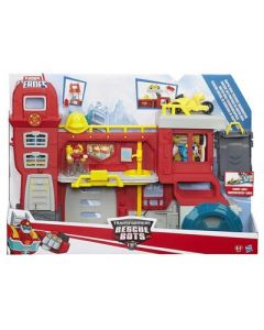 HASBRO Playskool Transformers Rescue Bot Headquarters