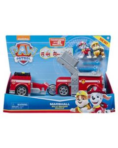 SPINMASTER Paw Patrol Split Second Vehicle Marshall