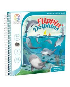 SMARTGAMES Spel Magnetic Flipping Dolphins
