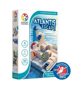 SMARTGAMES Spel Smartgames Atlantis Escape