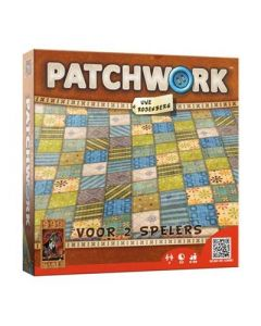 999-GAMES Spel Patchwork