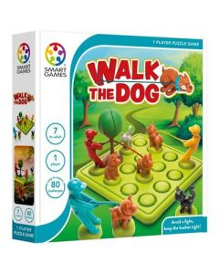 SMARTGAMES Spel Walk The Dog