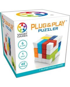 SMARTGAMES Spel Plug And Play Puzzler