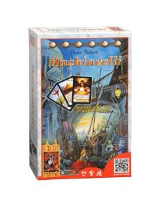 999-GAMES Spel Machiavelli