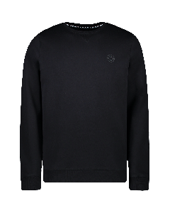 CA5460 Cars  Kids FENNERS Crew Neck Black