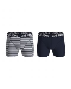 CA5468 Cars  Kids BOXER 2P TRUNKS NAVY