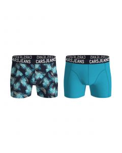 CA5470 Cars  Kids BOXER 2P TRUNKS L.BLUE