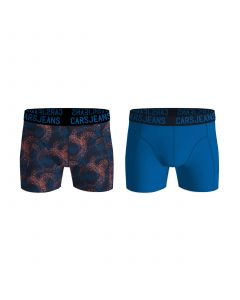 CA5471 Cars  Kids BOXER 2P TRUNKS TRUE BLUE