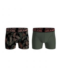 CA5473 Cars  Kids BOXER 2P TRUNKS DARK ARMY