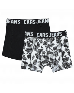 CA5482 Cars  Kids BOTAN BOXER 2 Pack White