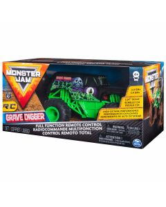 SA1240 Speciale aanbieding  R/C Monster Jam 1:24 Grave Digg