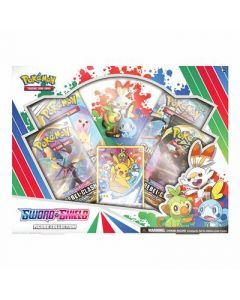 ASMODEE Pokémon Collector Sword and Shield Figure Coll.