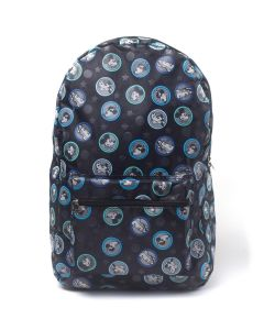 Mickey Mouse Club House Disney - Mickey Mouse AOP Backpack