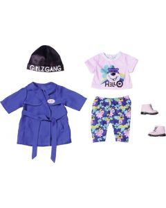 SA1230 Speciale aanbieding  Baby Born Deluxe Cold Day Set 4