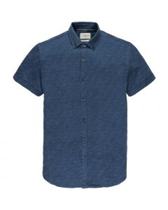 MEN9361 Cast Iron  Short sleeve shirt jersey pique ja