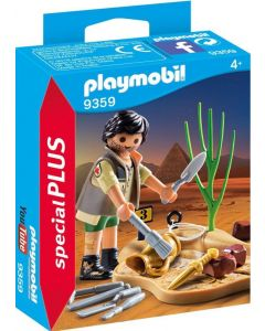 SA1148 Speciale aanbieding  Playmobil 9359 Archeoloog