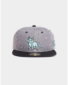 Rick and Morty Rick & Morty - Cat Outer Space Snapback