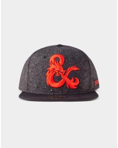 Dungeons and Dragons Dungeons & Dragons - Ampersand Snapback Cap