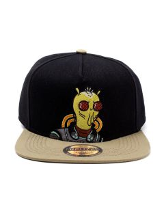 Rick and Morty Rick And Morty - Krombopulos Michael Snapback