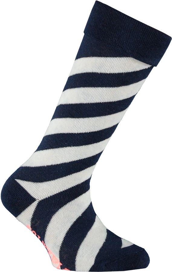 Flo Sokken Blauw meisjes 12320