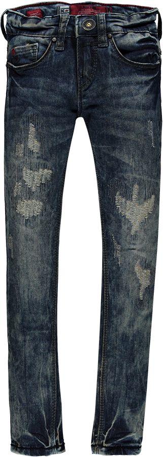 BR1463 Pyriet Jeans