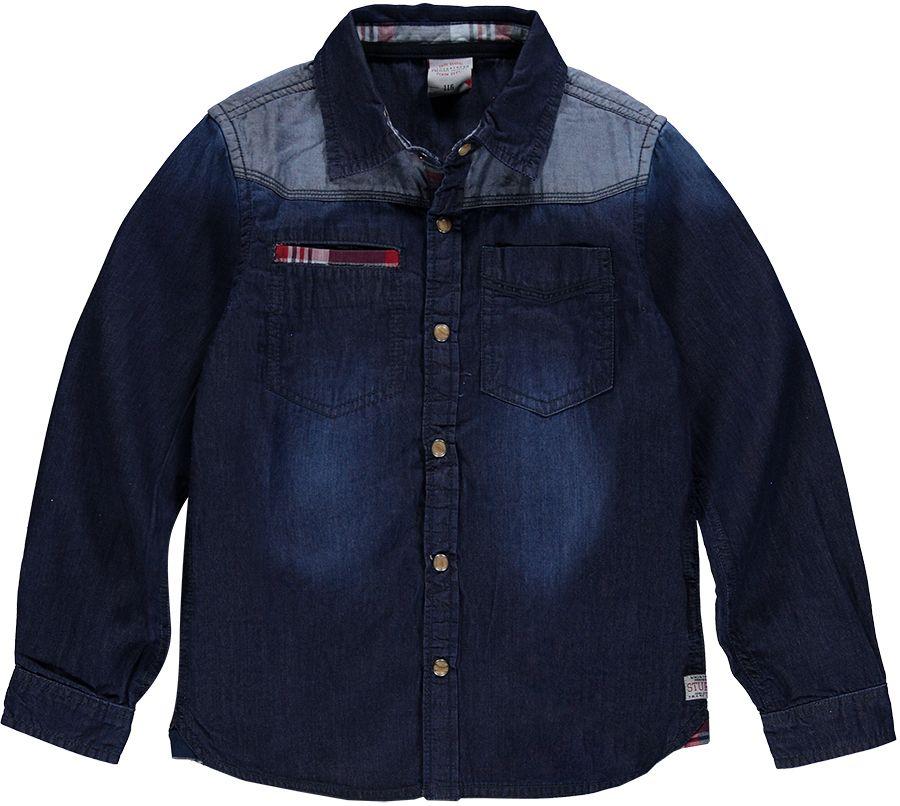 Sturdy Overhemd Denim jongens 4136