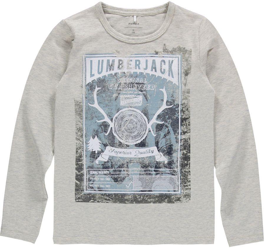 Name It Shirt Creme jongens 14883