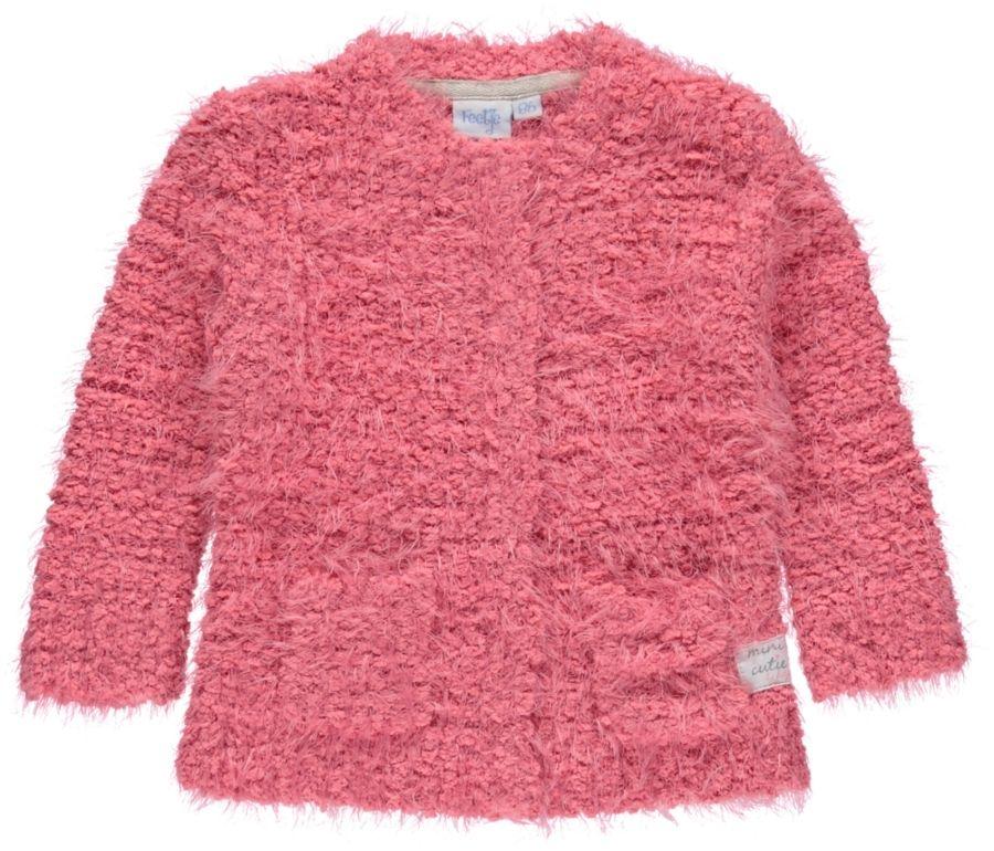 Feetje Vest Roze meisjes 10249