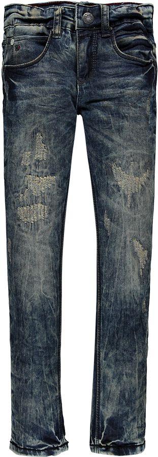 BR1460 Solder Jogg Jeans