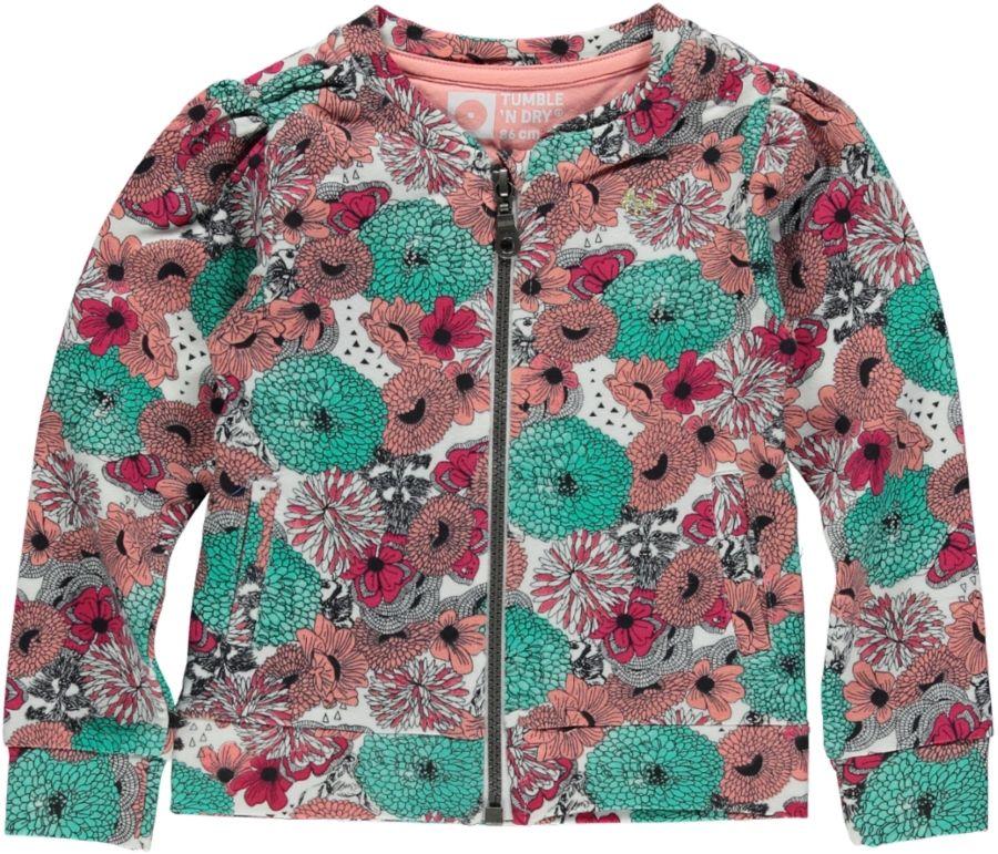 Tumble 'N Dry Vest Roze meisjes Mini 2861
