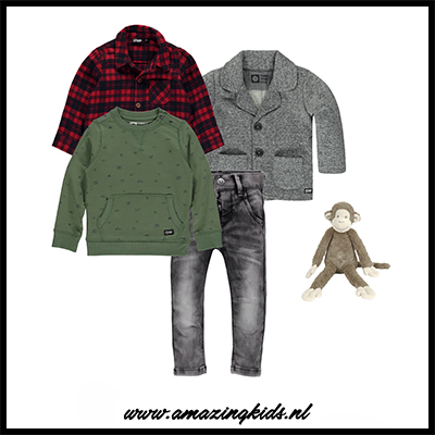 ae6f6647a32f05 Om de outfit helemaal compleet te maken